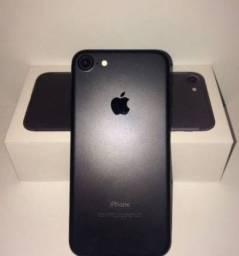 iPhone 7 black novo