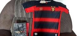 Vende se camisa oficial do sport, R$180