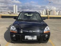 Hyundai Tucson 2017 gls 2.0 flex automática preta para pessoas exigentes!!l!!