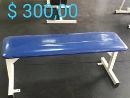 Equipamentos musculação semi novos