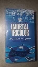 fita VHS Grêmio Imortal Tricolor