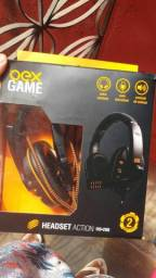 headset oex game action hs 200