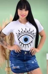 Blusinhas t-shirt