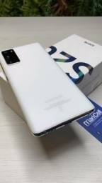 Galaxy S20FE Branco 128GB Seminovo com Garantia, Nota Fiscal, homologado pela Anatel