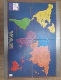 Jogo tabuleiro WAR edição especial 2005