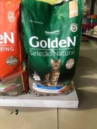 Ração golden gato castrado 10kg