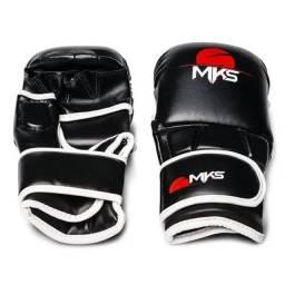 Luva MMA Sparring MKS - Semi nova