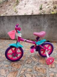 Bicicleta infantil Feminina Caloi aro 16