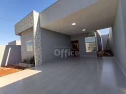 Título do anúncio: Casa no Jardim Itália com 3 quartos e área gourmet
