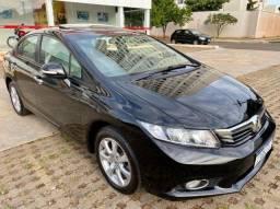 Honda Civic EXS (Teto Solar)