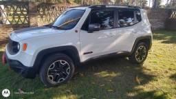 Jeep Renegade Trailhawk 2.0 turbo diesel 4x4 automático particular sem igual