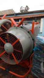 Pulverizador 200 litros turbina