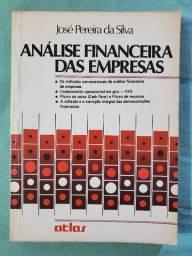 Analise Financeira Das Empresas - 2ª Edição Por José pereira da silva