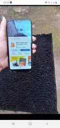 Vendo celular A01 tela trincada mais nao interfere nada funciona tudo