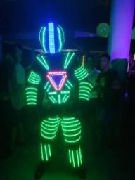 VENDO - Robô de LED