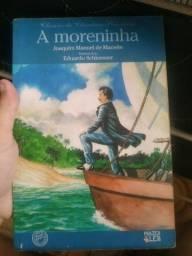 Livro a moreninha