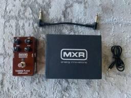 Pedal MXR Bass Fuzz Deluxe M84