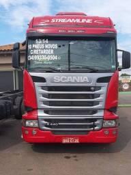 Scania Streamline R440 6x4 13/14