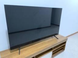 Samsung 4K crystal UHD 65 polegadas + rack novo