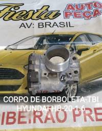 Corpo de Borboleta/TBI - Hyundai HB20 1.6