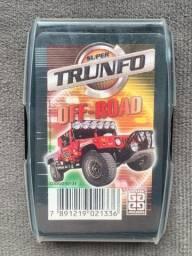 Título do anúncio: Jogo de Cartas Super Trunfo - Off-Road