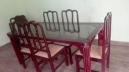 Mesa de madeira 1.300