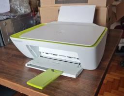 Impressora HP deskjet ink advantage 2136 usada