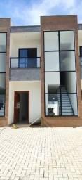 Ótima casa com 3/4 e àrea gourmet no Vivendas da Serra por R$ 510 mil