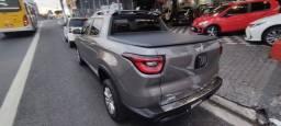 Fiat Toro com apenas 34500 km