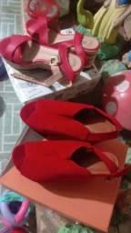 Vendo sandalias de marca boa