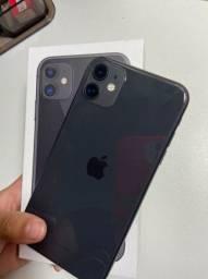 Iphone 11-64GB- MENOS DE DOIS MESES DE USO