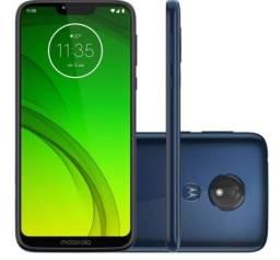 Celular Motorola Moto G7 Power 4GB  64GB muito novo