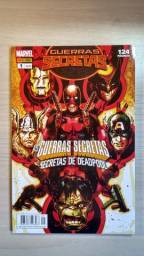 Guerras Secretas - As Guerras Secretas Secretas de Deadpool
