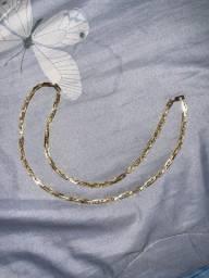 Vende-se um cordão de ouro valor 16.000