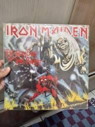 Iron Maiden VINIL