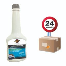 Caixa 24 Unid Limpa Bicos 5x1 Motor Gasolina Etanol Flex Braclean Via Tanque