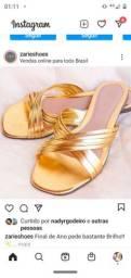 Rasteirinhas da zaire  shoes