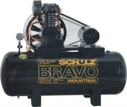Compressor de Ar CSL20BR/200L 5cv 220/380v - 922.7759-0 Bravo