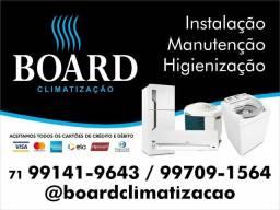 Manutenção Board