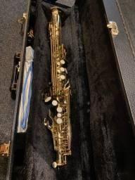 Sax soprano reto Eagle - modelo sp501