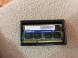 memoria de 8gb ddr-3 para qualquer notebook por R$250 tratar 9- *