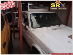 Sucata  Inteira Lada Niva  4x4 cambio manual   gasolina  1992