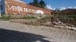 Título do anúncio: Terreno 12X32 Na Entrada do Geisel a 150 mts da Policia Civil