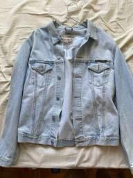 Jaqueta Jeans Authentic (original) Blue Indigo M