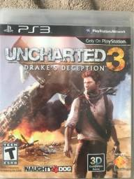 Jogo PS3 Uncharted 3