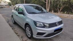 VW Gol 1.6 MSI 2020 Completo Prata