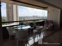 Amplo 245 m2-4 quartos/2 suites (uma com closet) em Apipucos - Recife - PE