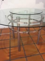 Centro de Mesa / Prato Giratório
