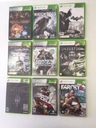 Jogos Originais para Xbox 360 á partir de 20 reais