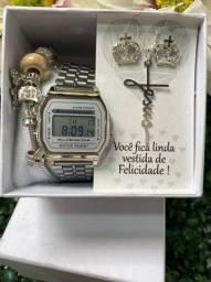 Kit relógios e Smartwatch TOP ??